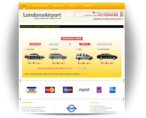 LondonXAirport.co.uk : London's Best Airport Transfers Service
