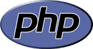 Web Hosting Services: PHP Logo